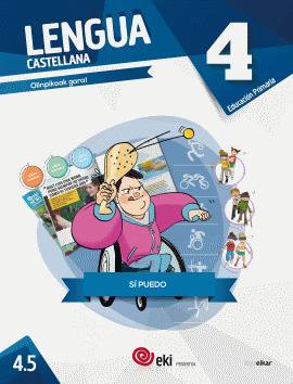 4.5 Lengua castellana