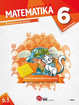 Resultado de imagen de EKI 6.3 MATEMATIKA